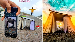 5 Wow Photography To Another Level | Mobile Photography Tips & Tricks Step By Step In Hindi