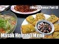 - Masak hemat 3 menu Part 13 - Menu masakan rumahan murah meriah