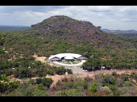 Monte Alegre ganha complexo que preserva o patrimônio arqueológico e natural da cidade