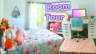 Room Tour 2017! Big Reveal! Katie Betzing