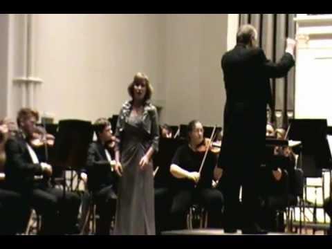 Lauren Davis - 'Les Illuminations' (Britten)