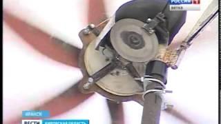 Житель Яранского района сконструировал ветряной электрогенератор (ГТРК Вятка)