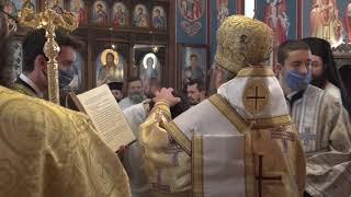 На 20 декември, когато Църквата отбелязва празника Предпразненство на Рождество Христово, в столични