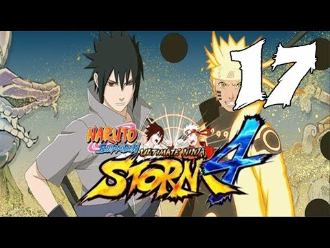 Naruto Ultimate Ninja Storm 4 - Walkthrough Part 17: Wind Rages, Thunder Races