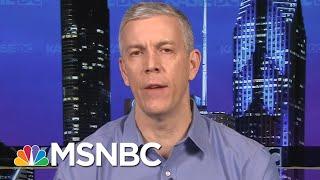 Former Education Secretary: Boycott School Until Gun Laws Change | Kasie DC | MSNBC