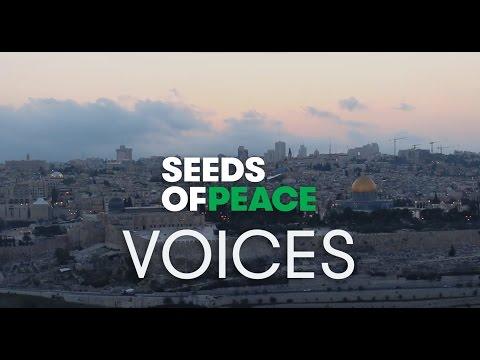 Seeds of Peace Voices | Jerusalem Seminar