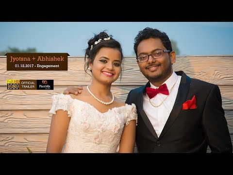 JYOTSNA AND ABHISHEK   Engagement Film Trailer   JAMSHEDPUR   Pixnmix Studio   2017   FULL HD