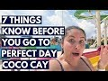 Perfect Day Coco Cay 7 Things to Know Before You Go, Royal Caribbean