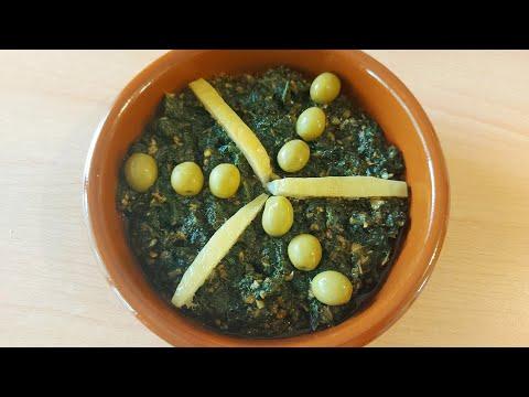 #les_Épinards_façon_bakoula_-À_la_marocaine