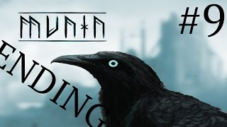 Munin Walkthrough part 9 -  Ásgarð