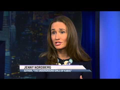"""The Underground Girls of Kabul"" with Author Jenny Nordberg | MetroFocus"