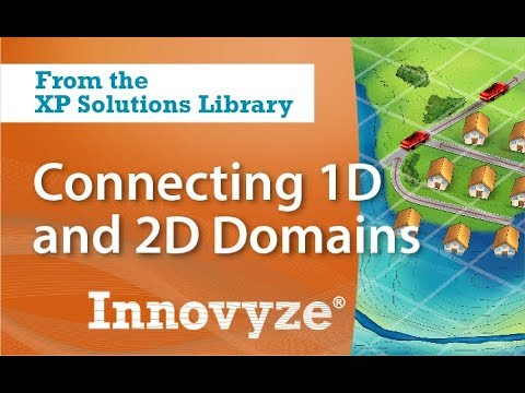 Connecting 1D and 2D Domains