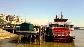 New Orleans: Steamer Natchez