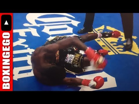 Live Chat: WHOA! JERMELL CHARLO KOS ERICKSON LUBIN IN THE 1ST LIONS ONLY