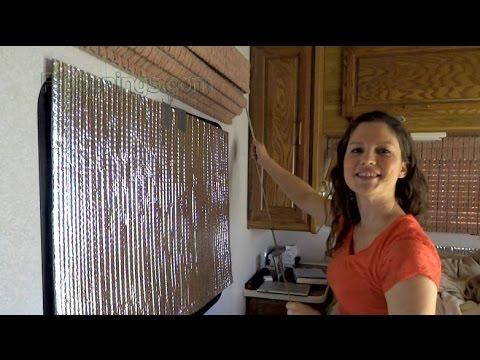 Rv Living Additional Insulation Ideas Youtube