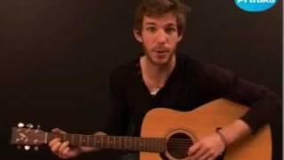 Guitare - Comment jouer le RE / D Barré