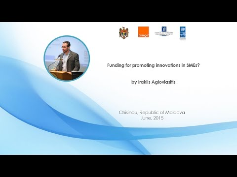 Funding for promoting innovations in SMEs?