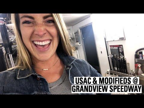 Eastern Storm At Grandview Speedway