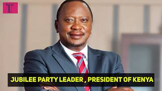 Uhuru Kenyatta Net worth, Income, Cars, Family & Biography.
