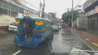 FLOODED PASAY CITY AREA, July 20, 2018, Time 7 a.m.