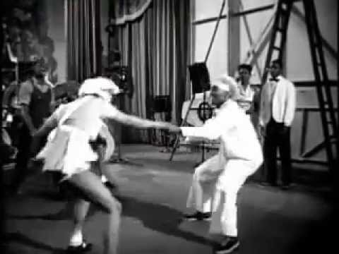 Ike and Tina Turner Shake a Tail Feather