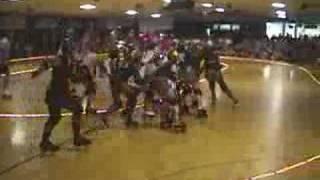 Carolina Rollergirls Season 3 Best Hits