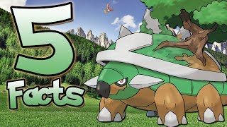 5 Facts About Torterra That You Probably Didn
