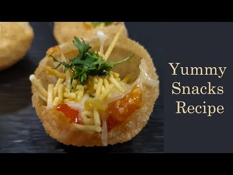 Yummy Snacks Easy Evening Indian Party Starter Recipe 5 मिनिटमे बनाये यम्मी पार्टीस्नैक्स स्टार्टर