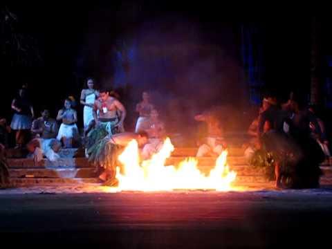 "Polynesian Culture Center - ""Ha, Breath of Life"" show"