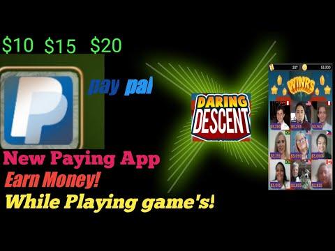 PLAYING GAMES! Make Money Online!#makemoneyfrommyphoneforfree,#androidappsthatpayyoumoney,