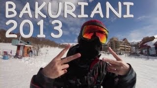 Bakuriani 2013 : Snowboarding & Skiing (HD)(Bakuriani, Ski resort in Georgia, 2013 year Video Edit: Beka Koblianidze & Giorgi Vatishvili Camera: Canon T2i , Go Pro Hero 2, Muvi HD Acting: Giorgi ..., 2013-03-14T12:25:41.000Z)