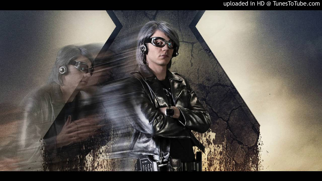 Eurythmics - Sweet Dreams (Are Made Of This) / X-Men: Apocalypse |  Quicksilver Scene Theme Song