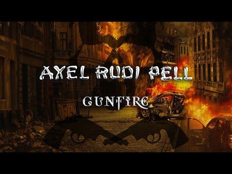 "AXEL RUDI PELL ""Gunfire"" (Official Lyric Video)"