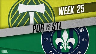 Portland Timbers 2 vs St Louis FC: September 1, 2018