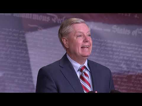 Sen. Lindsey Graham comments on Mueller report
