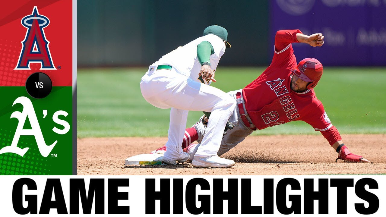 Download Angels vs. A's Game Highlights (7/20/21)   MLB Highlights