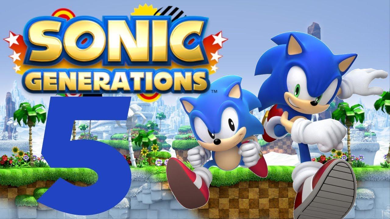 Sonic Generations Part 5 Original The Character Illegal Umbrella Youtube