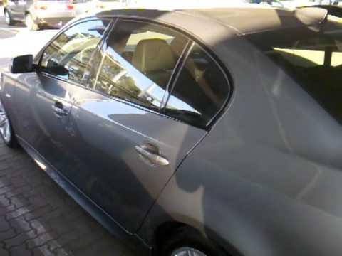 e60 BMW 530i M Sport exterior  YouTube