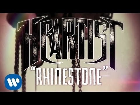 Heartist - Rhinestone (LYRIC VIDEO)