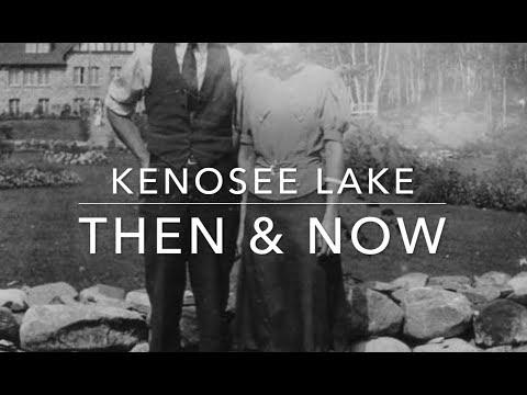 Kenosee Lake 'Then & Now'