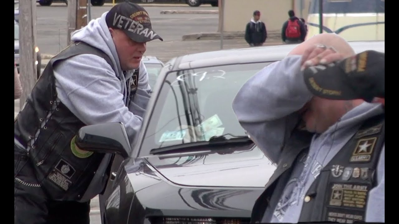 Money Stolen From My Car! You Won\'t Believe What This Homeless ...