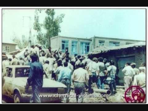 sulfur mustard victims of Sardasht, Iran