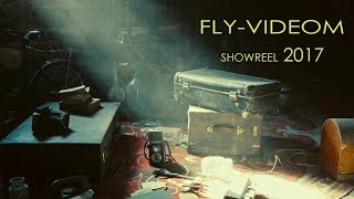 FLY-VIDEOM SHOWREEL 2017 Drone 65 Pyrénées Tarbes Sud-Ouest