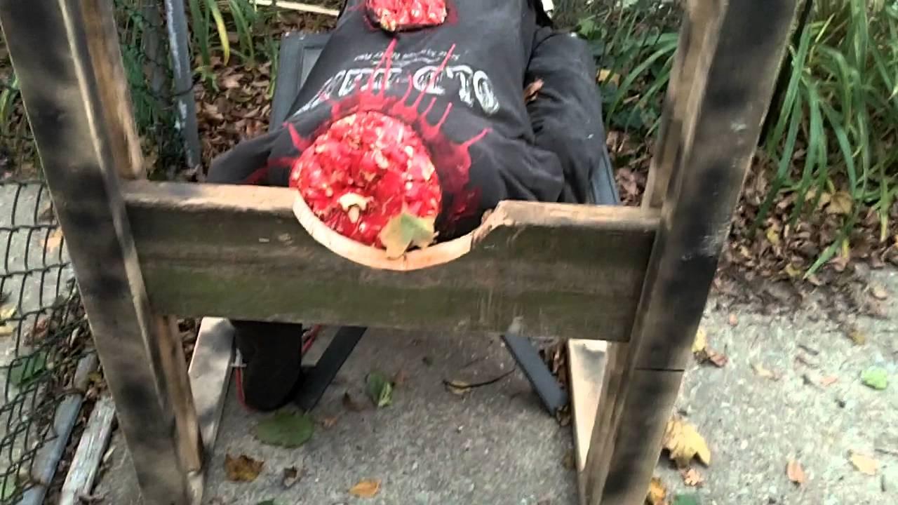 Backyard Haunted House 2011 Day Shot YouTube