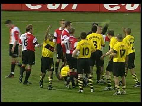3/10 Final Feyenoord Rotterdam - Borussia Dortmund, First Half , Full Match - YouTube