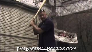 how to hold a baseball bat box grip vs knocking knuckles