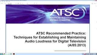 If you are mixing audio for television post production you will nee...