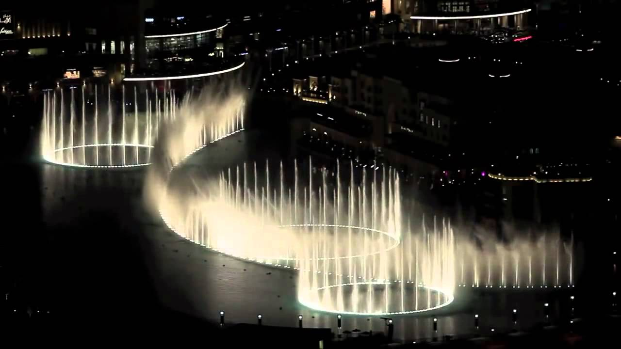 Dubai Fountain: The stories behind the music - The National