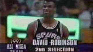 1992 All NBA Team Players