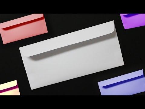 How to make envelope for money - Envelope Making Ideas